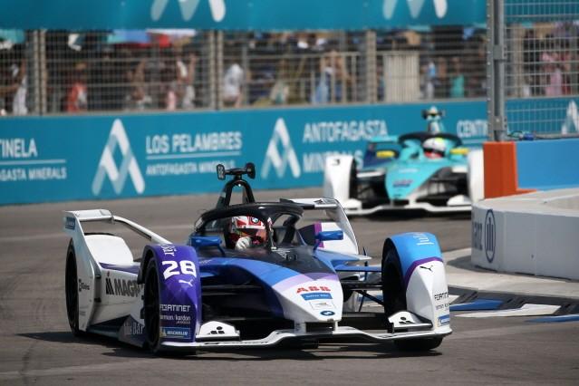 BMW, 포뮬러E 챔피언십서 시즌 두 번째 우승