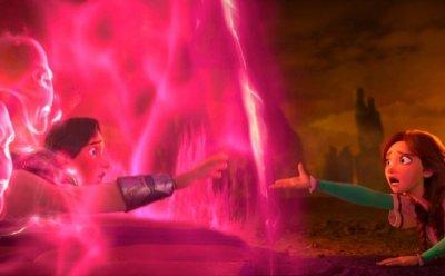 [ET-ENT 영화] '더 프린세스 : 도둑맞은 공주' 자극추구를 원하는 딸, 위험회피를 강요하는 아빠