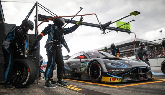 한국타이어, 신설 'DTM 트로피'에 레이싱 타이어 독점 공급