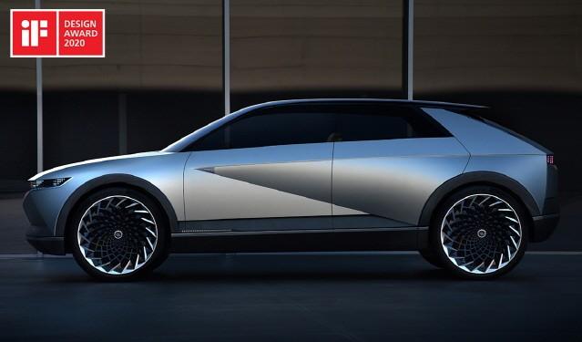 현대차·기아차, 2020 iF 디자인상 수상
