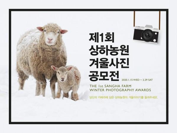 상하농원 겨울사진공모전 출처=매일유업