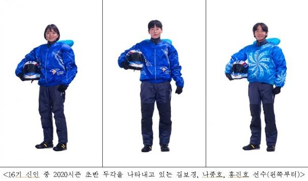 경정, 16기 신인들 미사 경정장에 활력