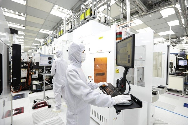 SK Hynix's semiconductor cleanroom (Reference: SK Hynix)