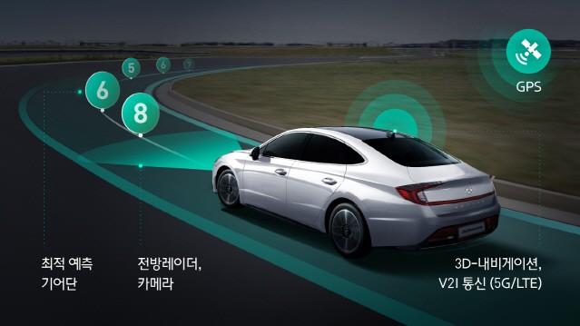 현대차·기아차, 세계 최초 'ICT 커넥티드 변속 시스템' 개발
