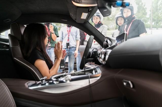 메르세데스-벤츠, 2020년 AMG 드라이빙 아카데미 참가자 모집