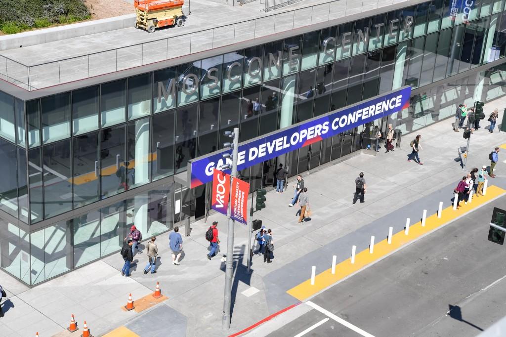 이달 16일부터 20일(현지시간)까지 GDC 2020이 열릴 예정이던 미국 샌프란시스코 모스콘센터 [사진=GDC]