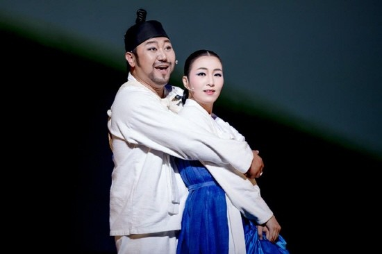 창극 변강쇠 점 찍고 옹녀 2016 공연 사진 / 이미지출처 : 국립극장 페이스북