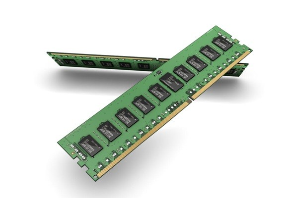 DDR4 DRAM module based on EUV technology (Reference: Samsung Electronics)