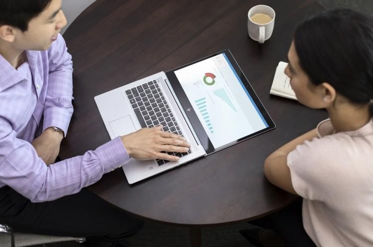 HP는 26일 선보이는 'HP 프로액티브 시큐리티'가 세계 최첨단 엔드포인트 보안 서비스라고 강조했다. [사진=HP코리아]