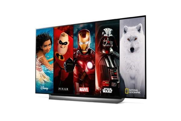LG Electronics' smart TV