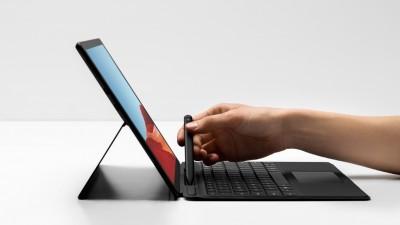 한국MS, LTE 노트북 '서피스 프로 X' 사전 예약 실시