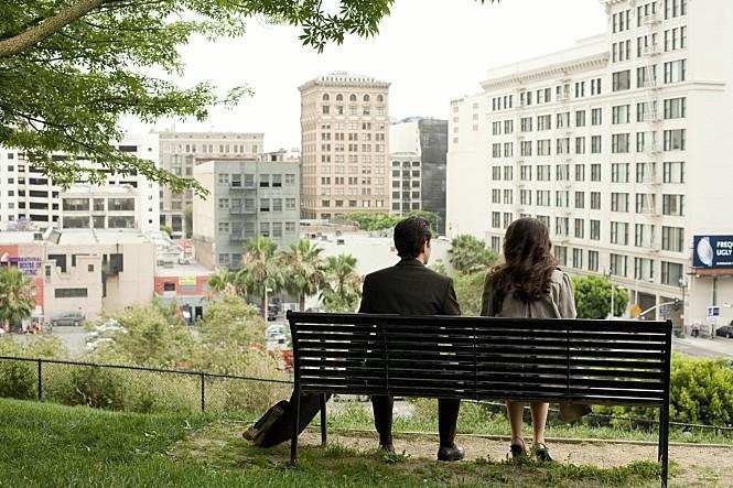 영화 '500일의 썸머' 스틸컷 / 출처 : 네이버 영화