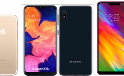 모비톡, 가성비 특가전 진행…아이폰7·갤럭시A10e·Q9 할부제로화