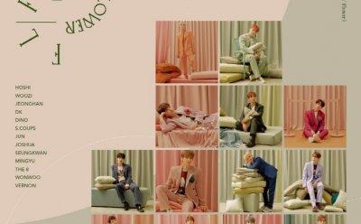 세븐틴 日 싱글2집, 오리콘 주간랭킹 1위…초동 33만4000장 기록