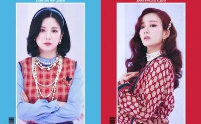 에이핑크 초롱-보미, 미니 9집 'LOOK' 개별티저 공개