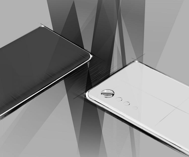 내달 국내 시장에 출시 예정인 LG전자 전략 스마트폰 디자인 렌더링 이미지 [사진=LG전자]