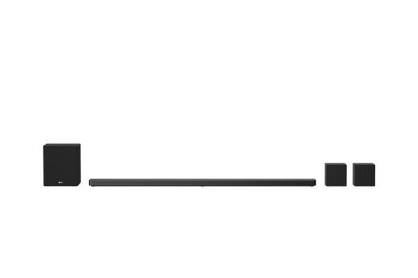 LG Electronics' 2020 sound bar SN11RG