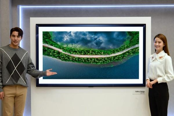 LG Electronics' 2020 OLED AI ThinQ