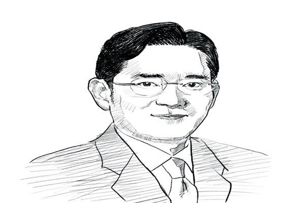 Vice-Chairman Lee Jae-Yong of Samsung Electronics