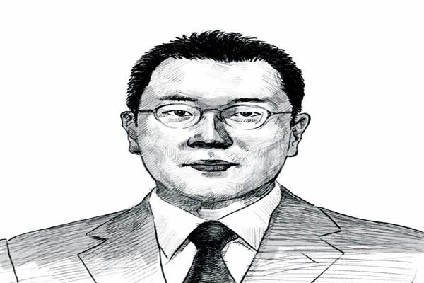 Executive Vice-Chairman Chung Eui-Sun of Hyundai Motor Group