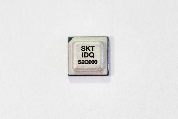 SK Telecom's QRNG chipset