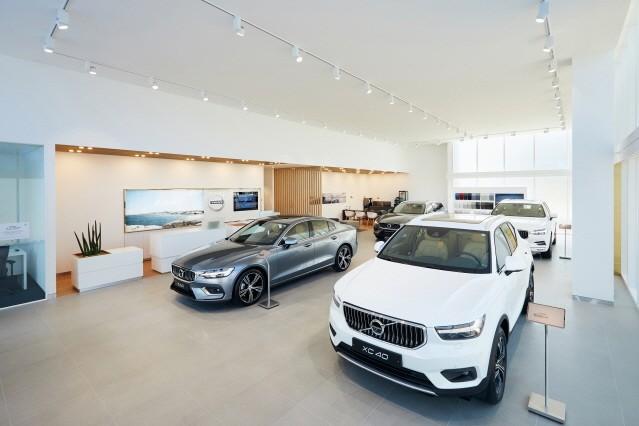 볼보자동차, 제주 전시장 및 서비스센터 신규 오픈