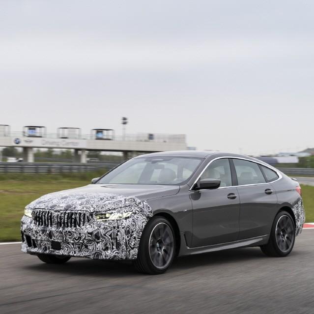 BMW, 뉴 5시리즈·6시리즈 한국서 최초 공개