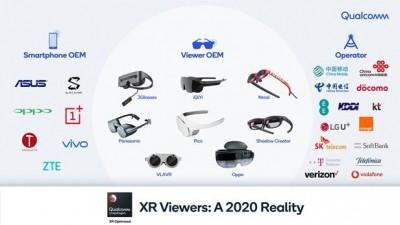 빠르면 2021년 안으로 XR과 5G가 결합한 초저지연 AR 앱을 대부분의 5G 스마트폰에서 경험하게 될 전망이다.