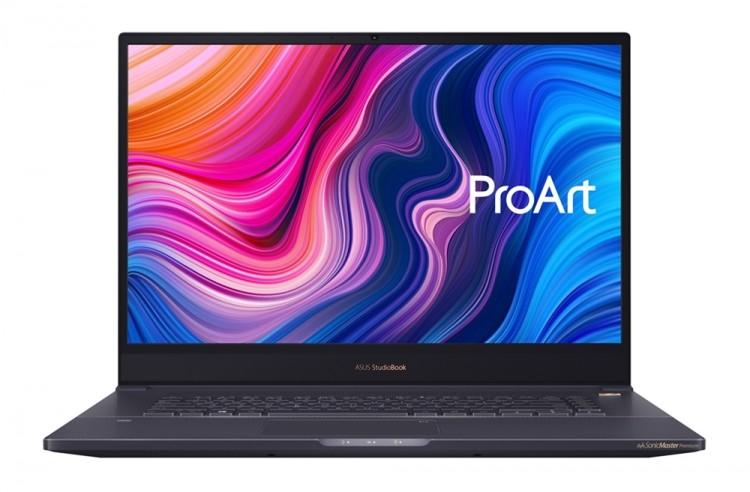 엔비디아 쿼드로 RTX 5000이 탑재된 크리에이터 '노트북 프로아트 스튜디오 프로 17' [사진=에이수스코리아]