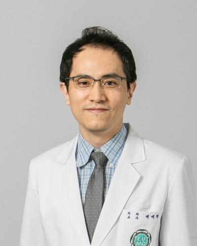 백세현 이대서울병원 외과 교수