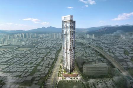 현대건설, '힐스테이트 의정부역' 6월 5일 주택전시관 개관