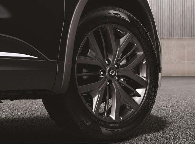르노삼성, QM6 한정판 모델 '볼드 에디션' 출시