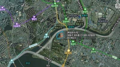 서울시, 뚝섬 유원지에 복합문화체육센터·주차장 세운다