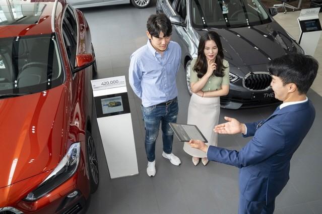 BMW 코리아, 전자계약시스템 '디지털 세일즈 플랫폼' 도입