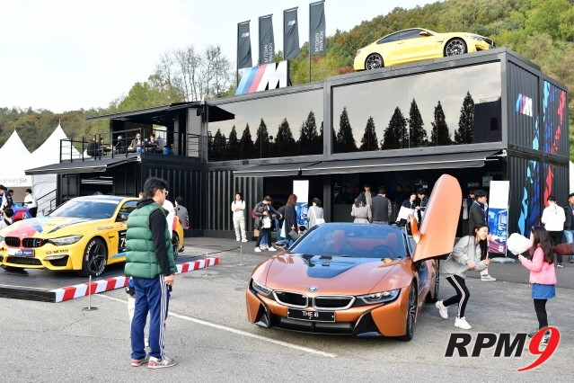 BMW, CJ슈퍼레이스 M 클래스서 모터스포츠 마케팅 '두각'