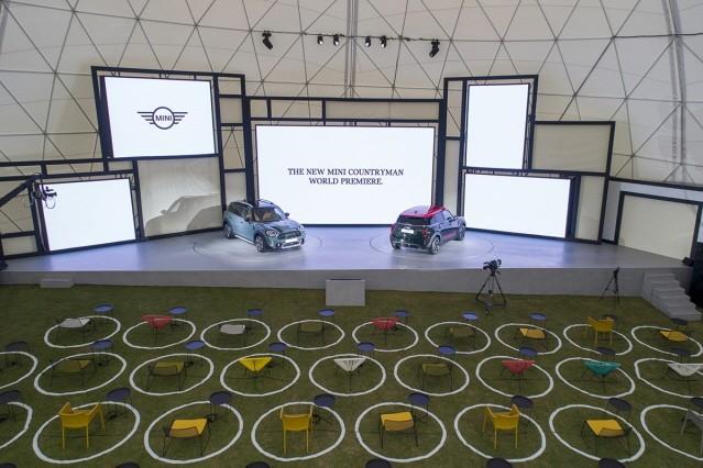 MINI, 브랜드 역사상 최초로 한국서 월드 프리미어 개최