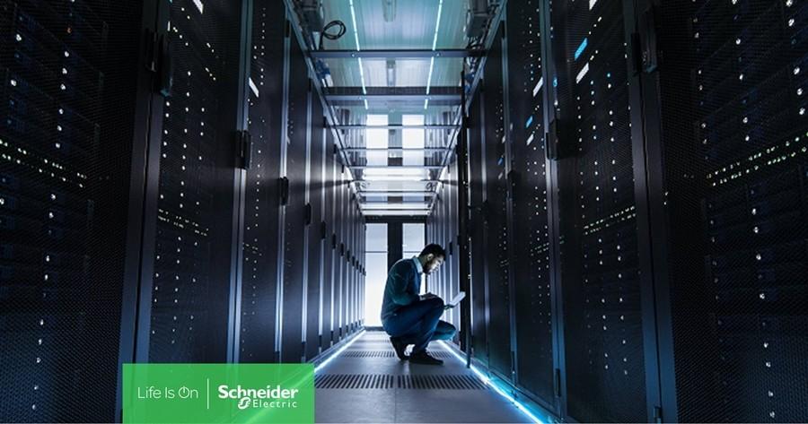 슈나이더 일렉트릭의 데이터센터의 안전한 전력공급과 에너지 효율 향상 솔루션