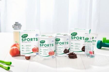 셀렉스 '스포츠 웨이프로틴파우더' 제품 이미지