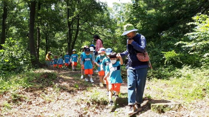 산림교육(제공:국립산림품종관리센터)