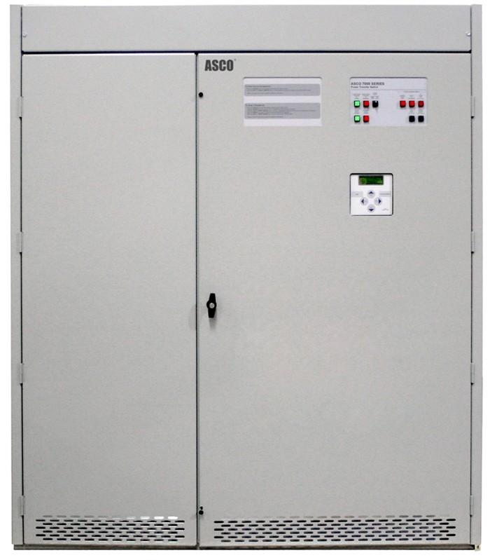 슈나이더 일렉트릭의 자회사 아스코 7000 Series 5000A CTTS