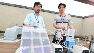KIST, '태양열로 깨끗한 물 생산' 효율화...기존 대비 2배 성능