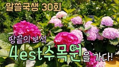 """""""한국 수목원으로 랜선여행 떠나요"""""""