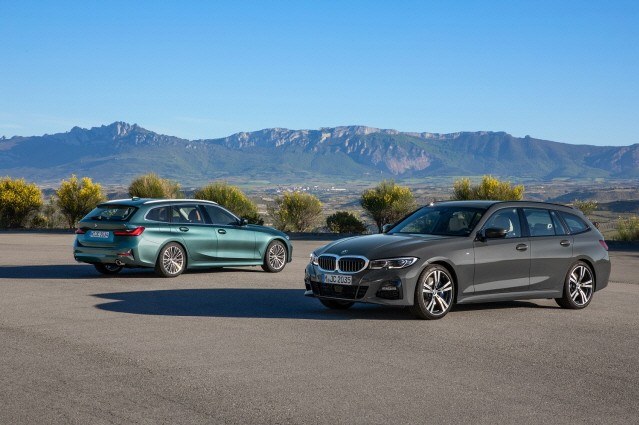 BMW, 실용성 높은 뉴 3시리즈 투어링 출시