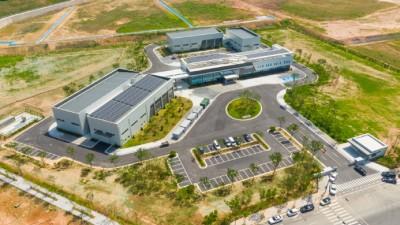 한국전기연구원 광주 분원 개원...에너지신산업 혁신성장 주도