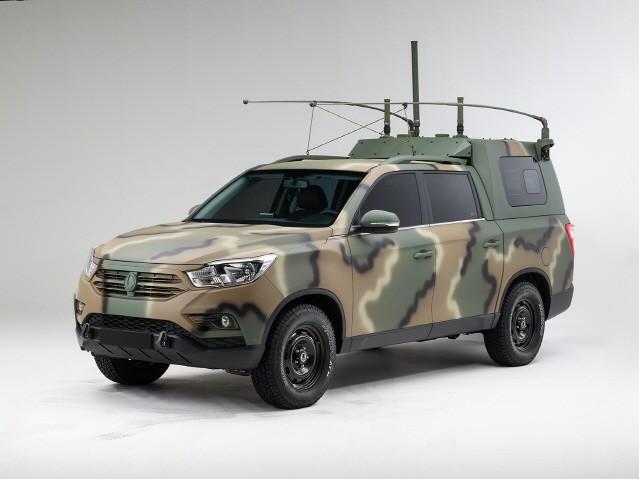 쌍용자동차, 국군 차량 정비기술 역량 강화 지원