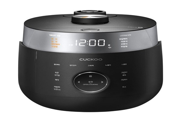 Cuckoo's electric rice cooker