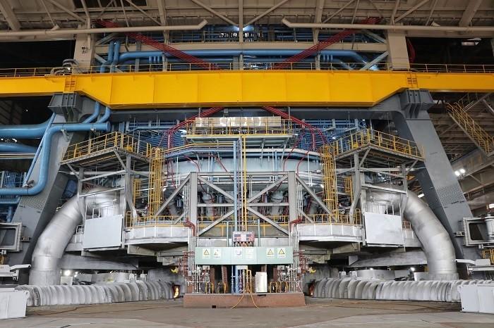 포스코 광양제철소 3고로가 스마트, 친환경 고로로 재탄생했다(제공:포스코)