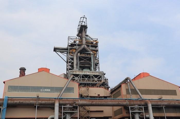 포스코 광양제철소 3고로 전경(제공:포스코)