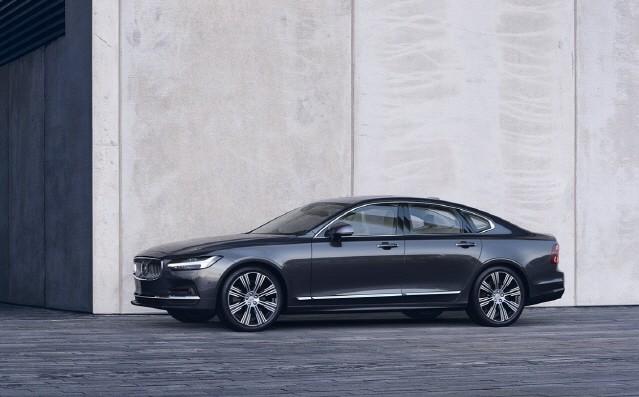 볼보자동차, 오는 9월 신형 S90 출시