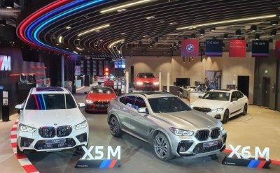 BMW 동성모터스, '뉴 X5 M 및 뉴 X6 M 론칭 고객 이벤트' 실시